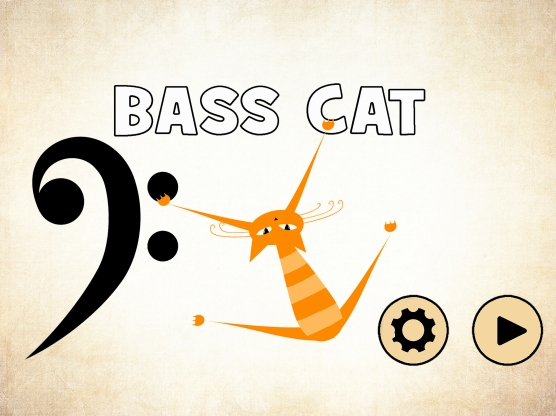 Bass Cat - Homepage