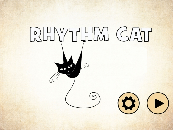 Rhythm Cat - Homepage