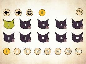 Treble Cat - Menu