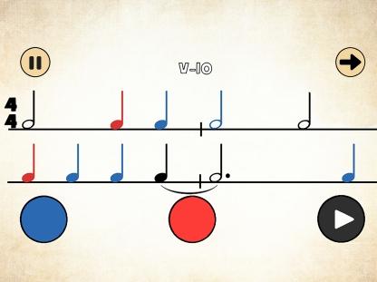 Rhythm Cat Level V-10